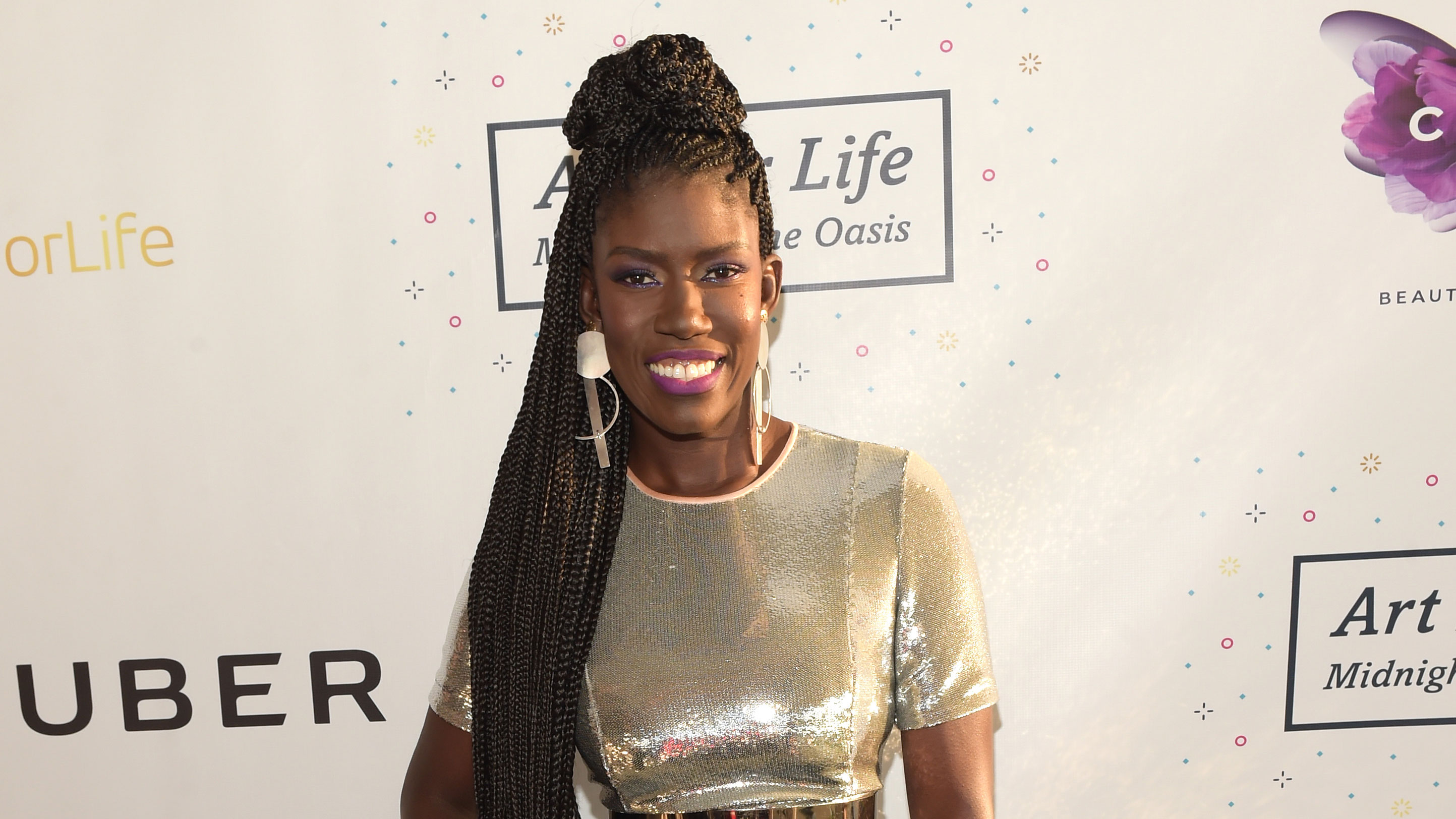 """Russell Simmons' Rush Philanthropic Arts Foundation Hosts """"Midnight At The Oasis"""" Annual Art For Life Benefit – Arrivals"""