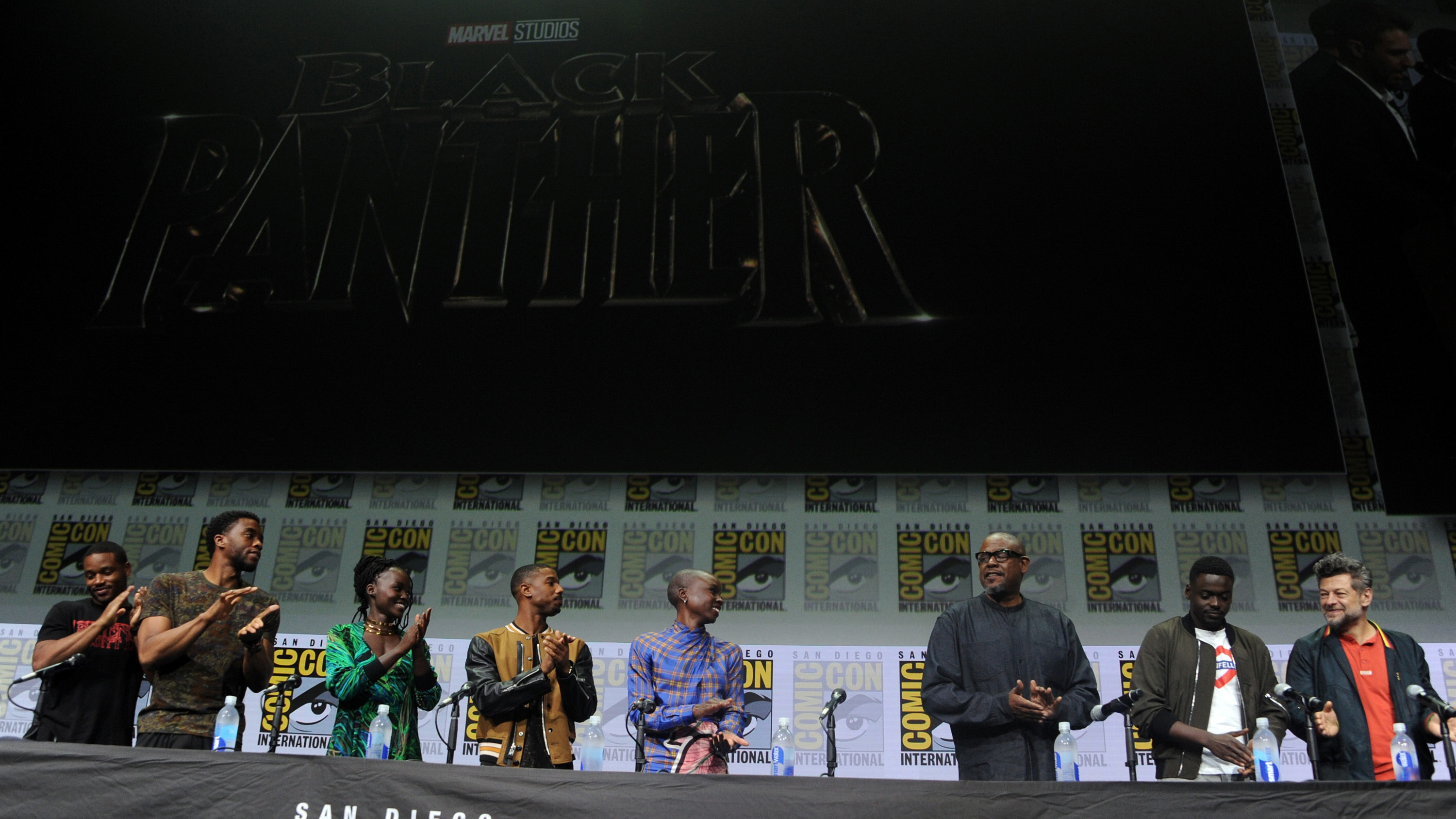 Comic-Con International 2017 – Marvel Studios Presentation