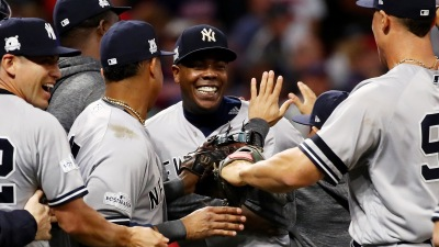 Divisional Round – New York Yankees v Cleveland Indians – Game Five