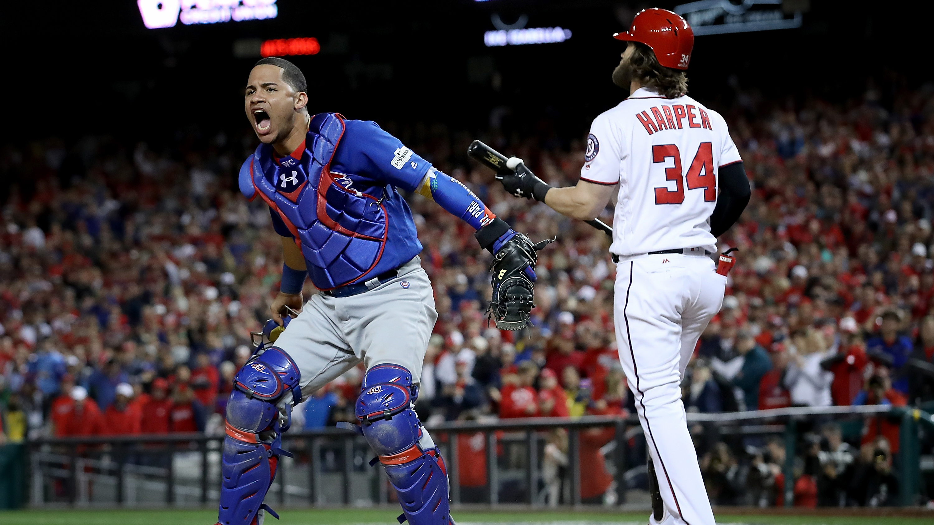 Divisional Round – Chicago Cubs v Washington Nationals – Game Five