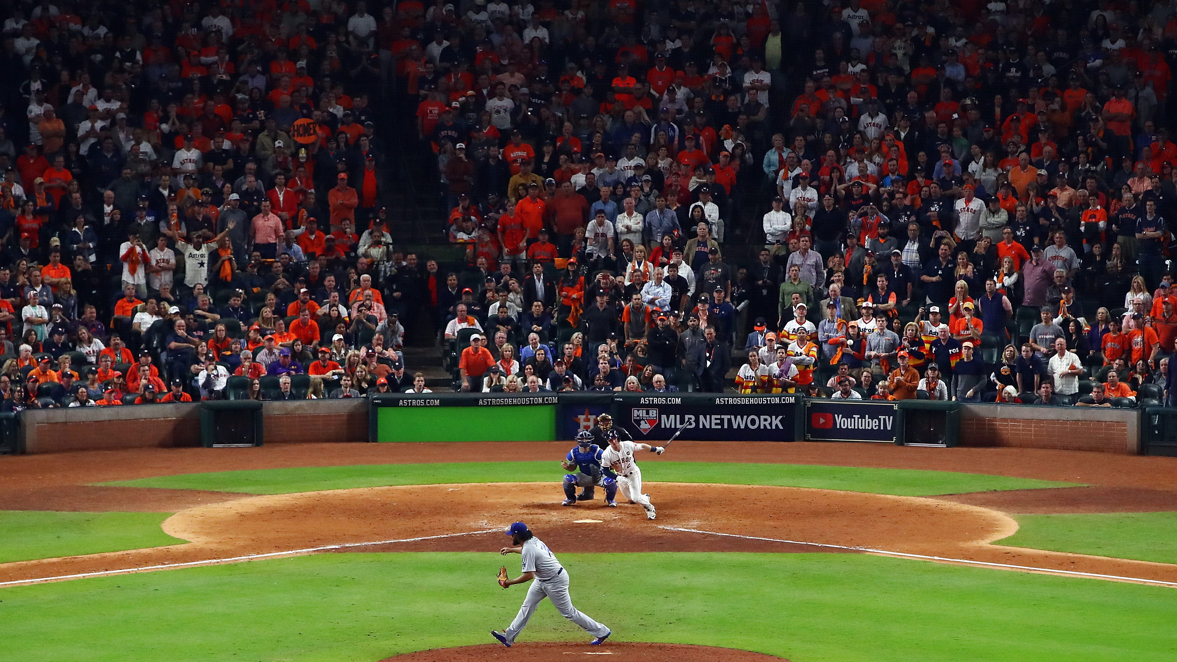World Series – Los Angeles Dodgers v Houston Astros – Game Five