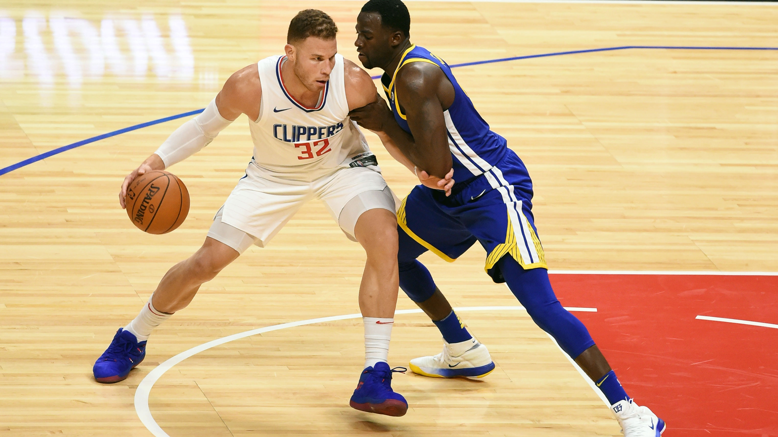 NBA: OCT 30 Warriors at Clippers