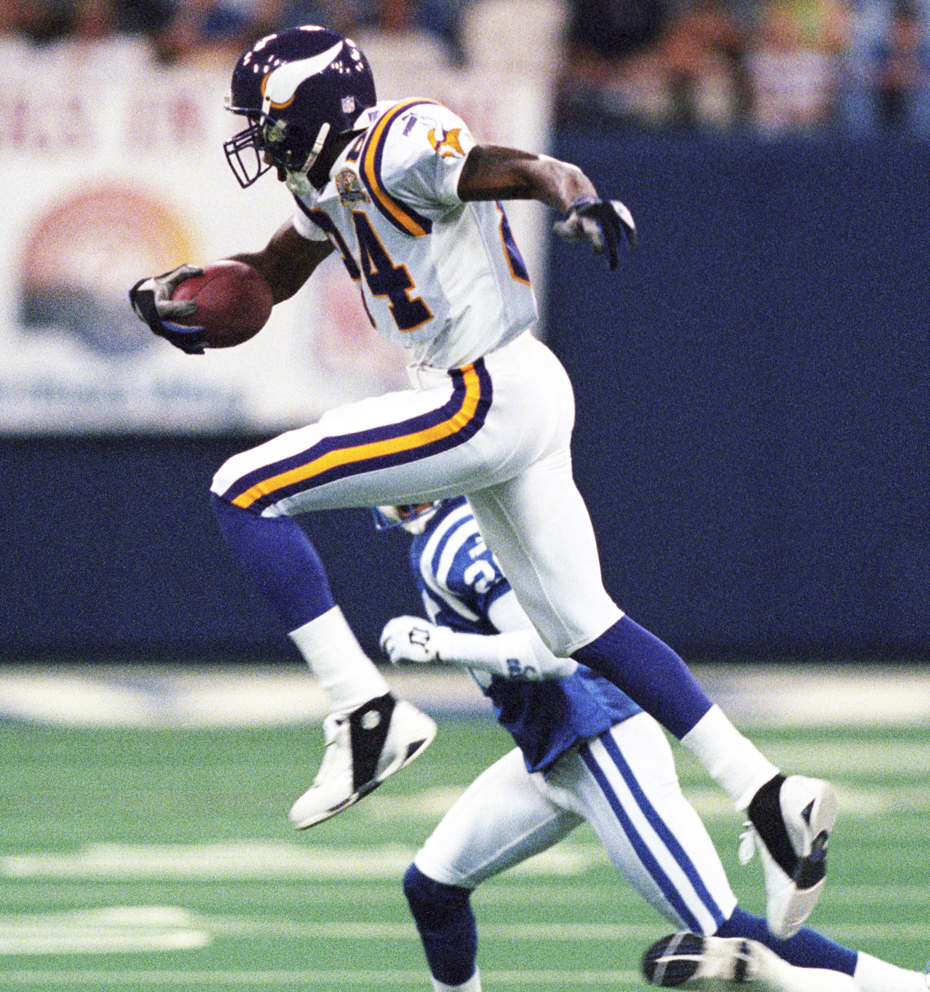 Randy Moss Talks The Making Of The Super Freak The Nfl S