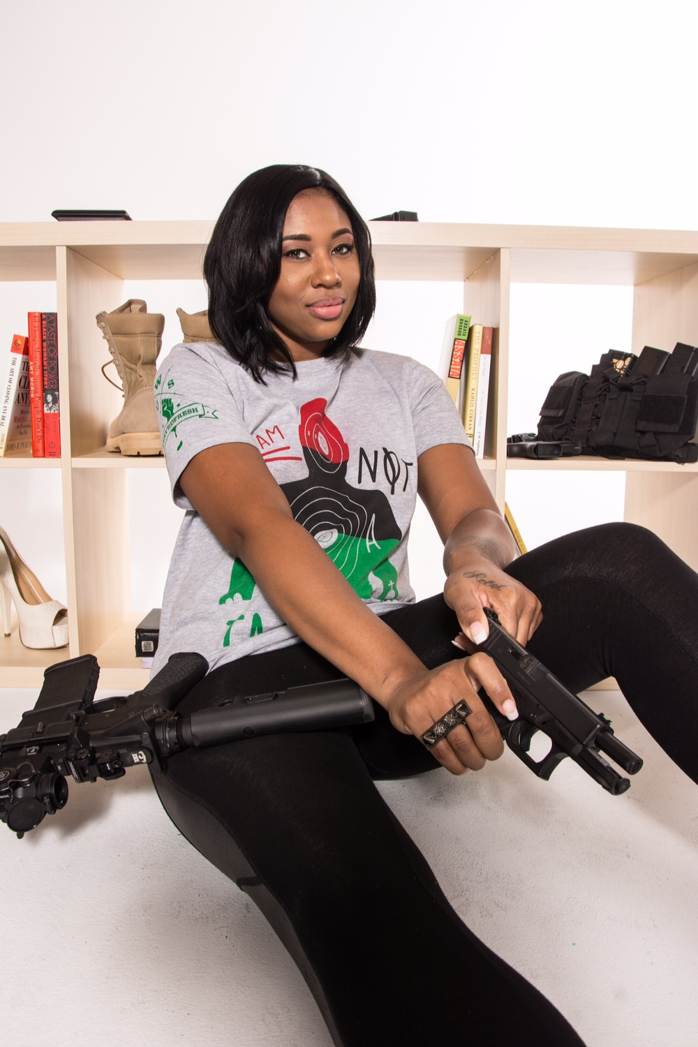 Black Female Gun Owners Speak About Russian Facebook Ads  The Undefeated-6777