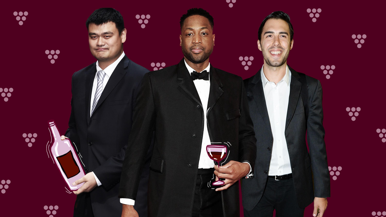 NBA wine