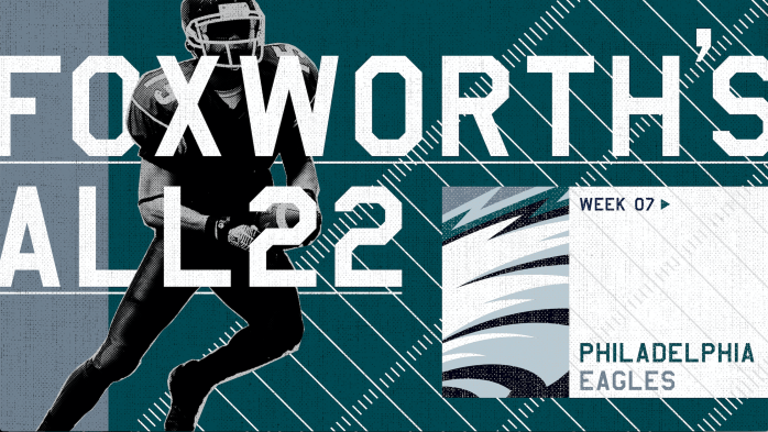 pretty nice ebb1f 0e132 The way the Eagles looked Monday night, they could be Super Bowl-bound
