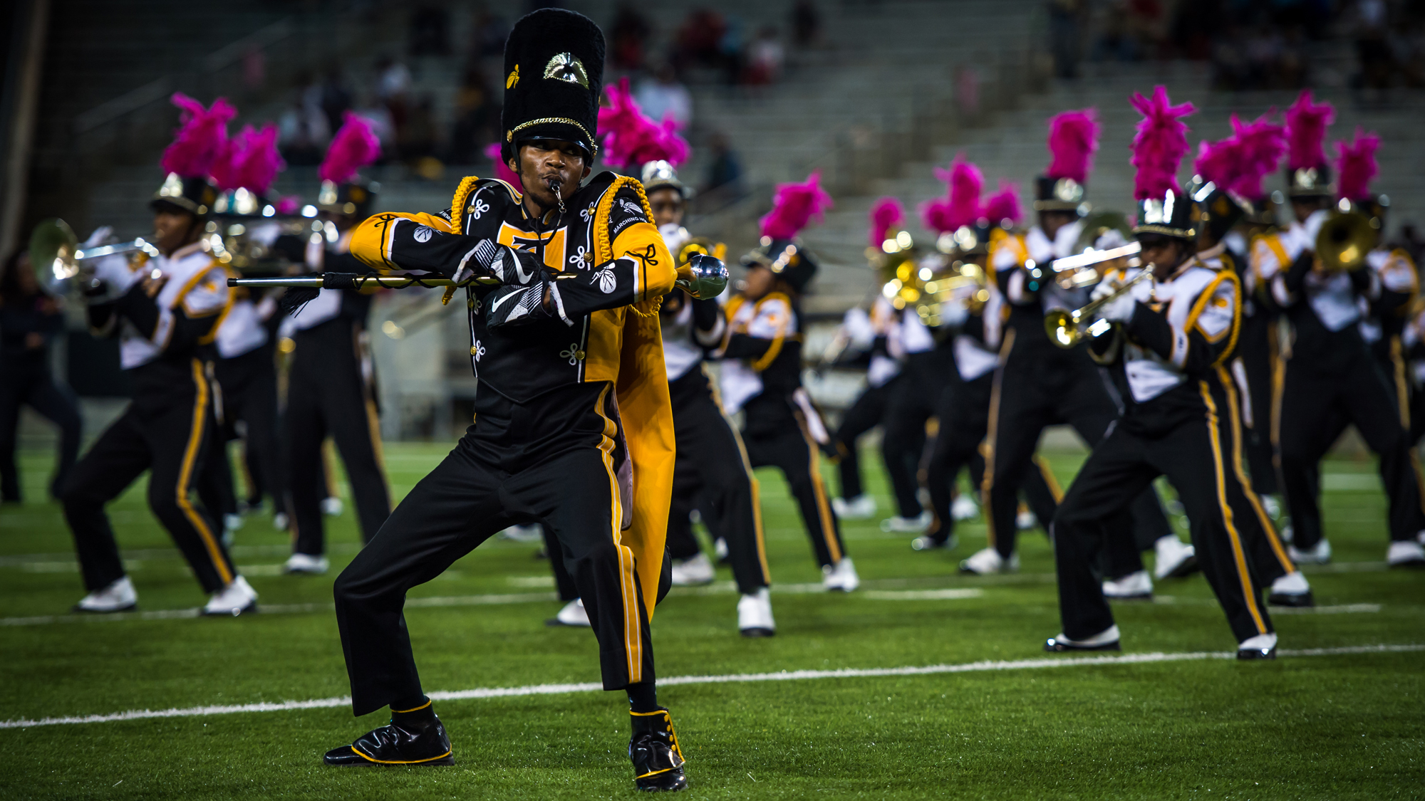 The 5th Quarter: Alabama State University