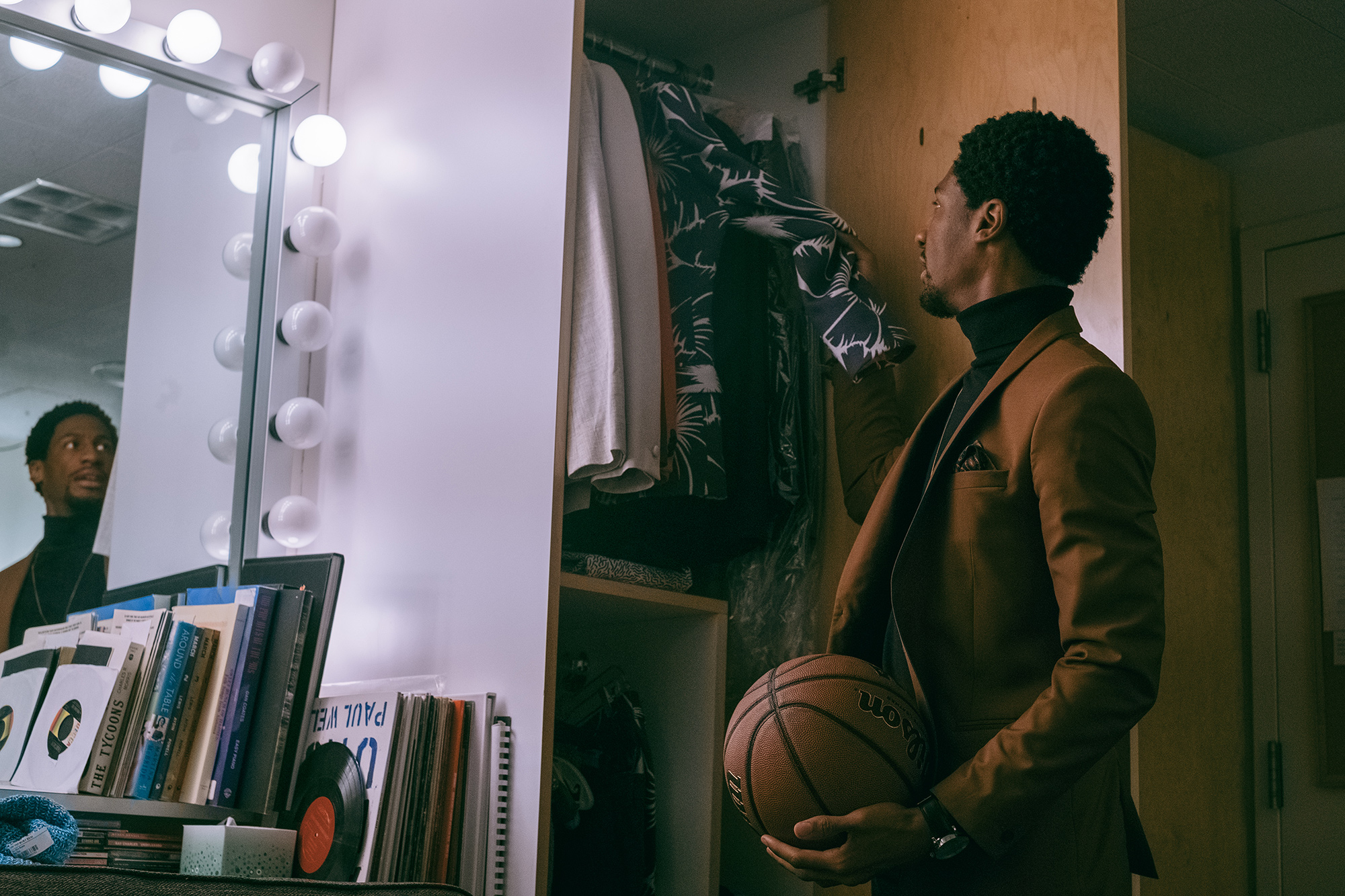 Backstage at \'The Late Show\' with Jon Batiste — The Undefeated