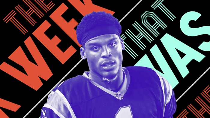 Cam Newton said something stupid and other news of the week 2d5cf8a2a