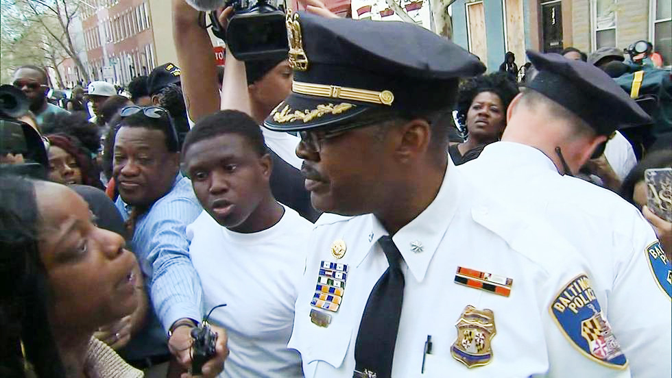 HBO's 'Baltimore Rising' shows a city stuck after Freddie Gray's death