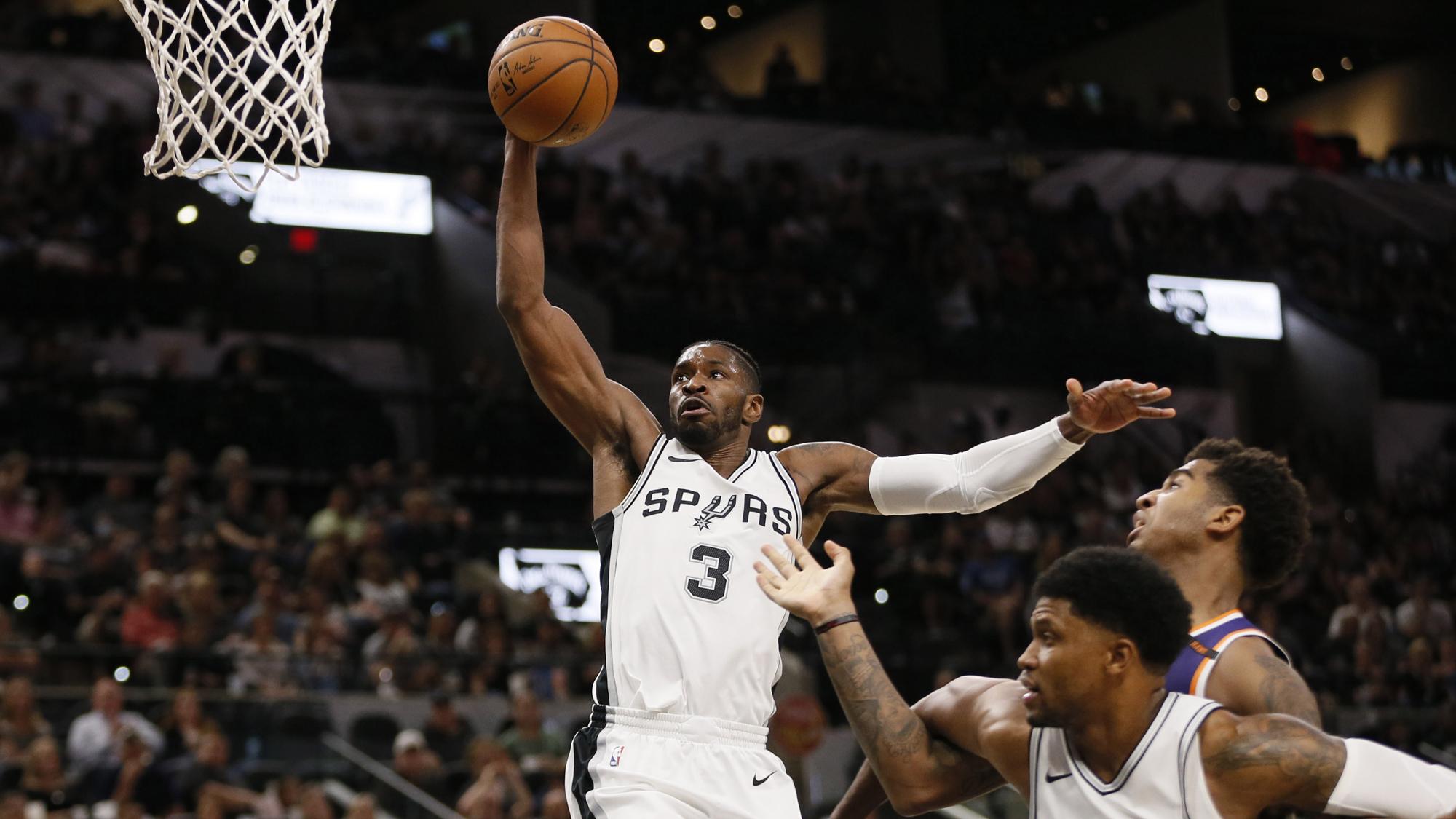 46e76d16472 Brandon Paul s perseverance finally leads him to Spurs