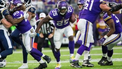 NFL: Los Angeles Rams at Minnesota Vikings