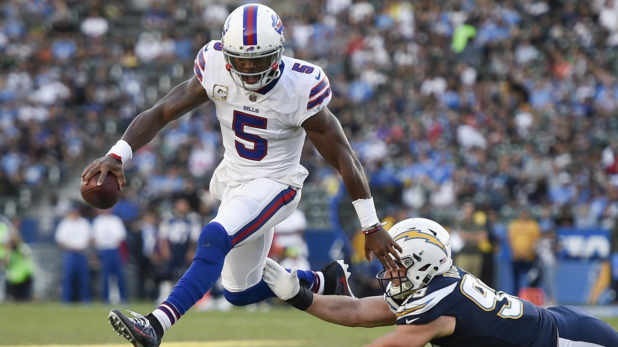 NFL: Buffalo Bills at Los Angeles Chargers