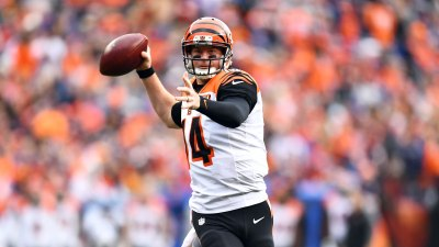 NFL: Cincinnati Bengals at Denver Broncos