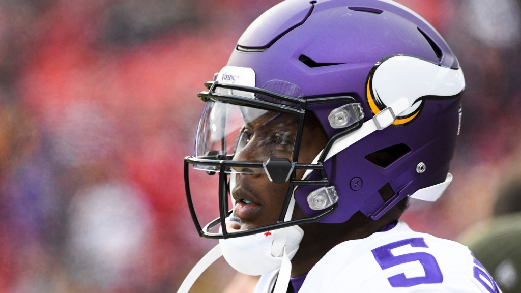 Teddy Bridgewater spills emotions after being active in game