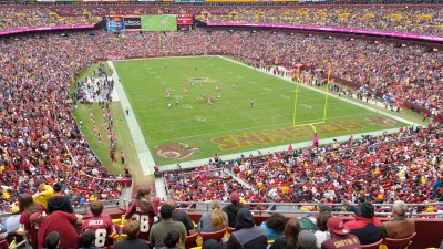 Redskins Football