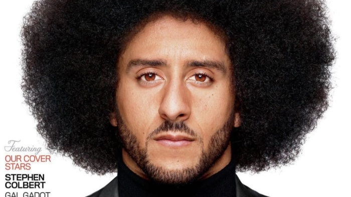 255ac9113ae Colin Kaepernick has earned the right to rock that  GQ  cover ...