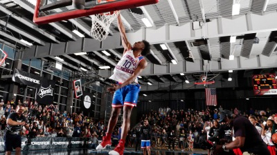 High School Basketball: McDonald's All-American Powerade Jamfest