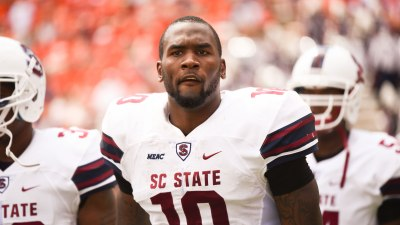 NCAA FOOTBALL: SEP 17 South Carolina State at Clemson