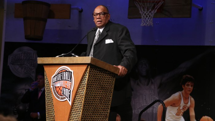 Basketball Hall of Fame Enshrinement Ceremony – Bunn-Gowdy Awards Dinner