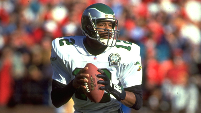huge selection of 4d648 f55b2 Randall Cunningham was unlike anything the NFL had ever seen