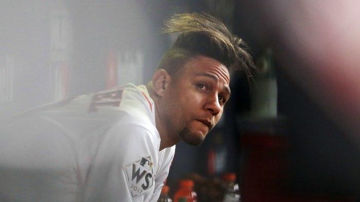 World Series – Los Angeles Dodgers v Houston Astros – Game Five