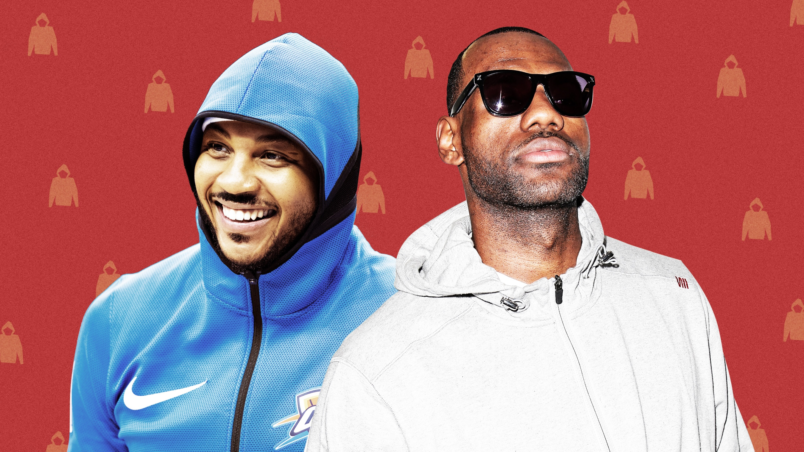 96510728009 LeBron and his Cavs.  HoodieMelo. Beyoncé. How we successfully reclaimed  the hoodie.
