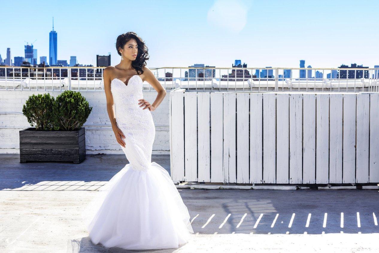 Black Wedding Gown: Serena Williams' Wedding Dress