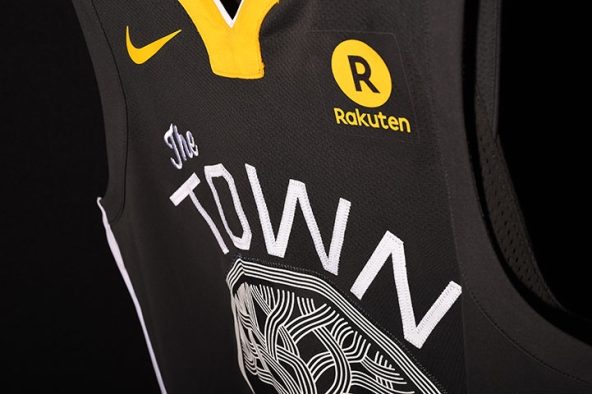 51276ec9965 Warriors to show Oakland some love with debut of 'The Town' jerseys