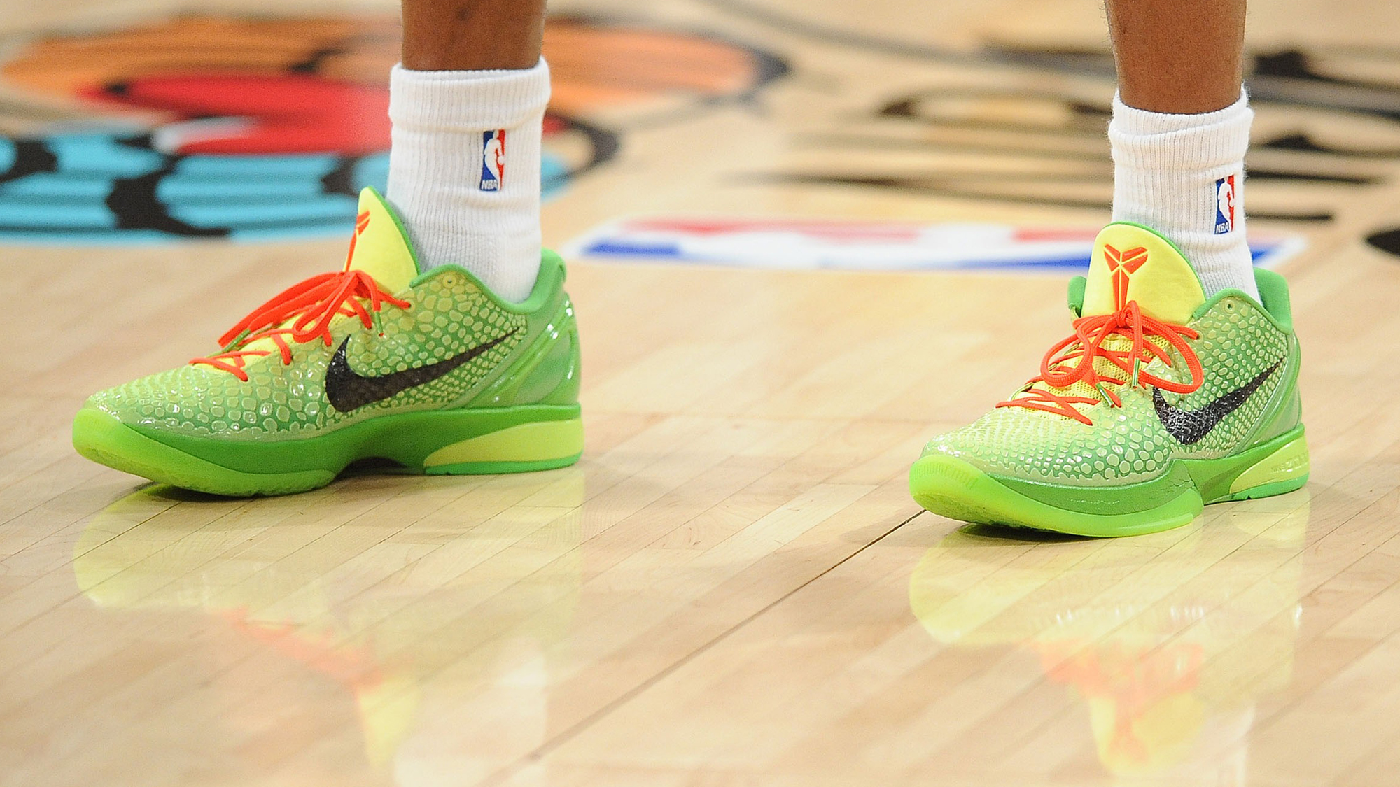 detailed look ed4d8 e9645 The top 50 sneakers worn on the past 20 NBA Christmas Days