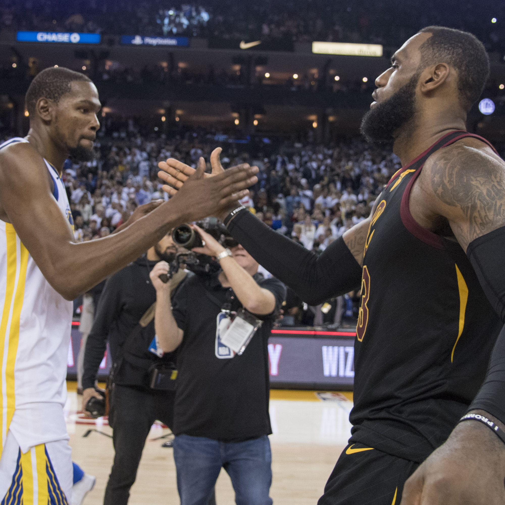 LeBron James vs. Kevin Durant matchup is unrivaled in today s NBA d0ccef13c