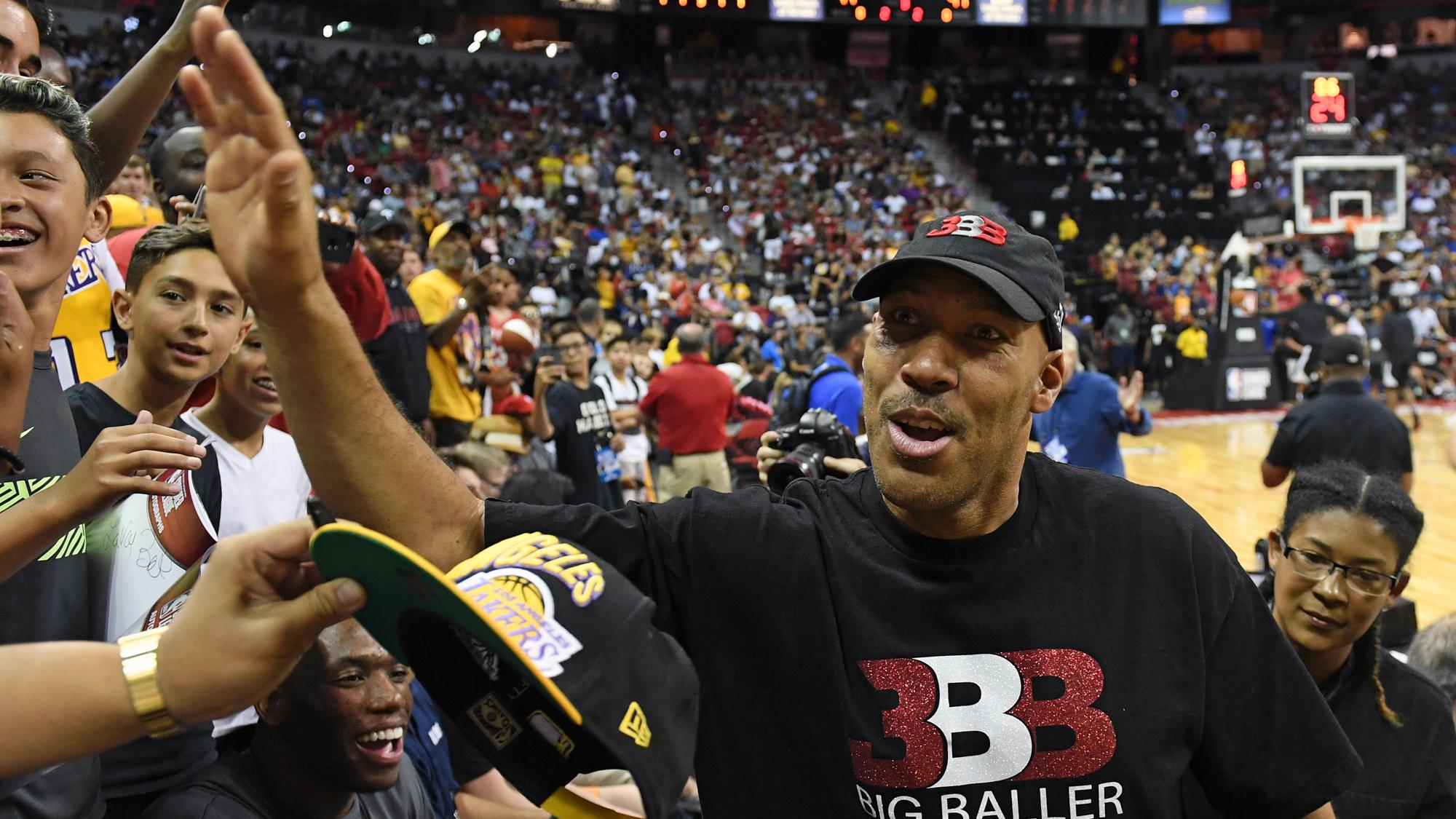 2017 Las Vegas Summer League – Los Angeles Clippers v Los Angeles Lakers