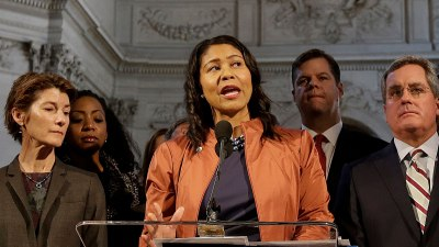 San Francisco Mayor Death