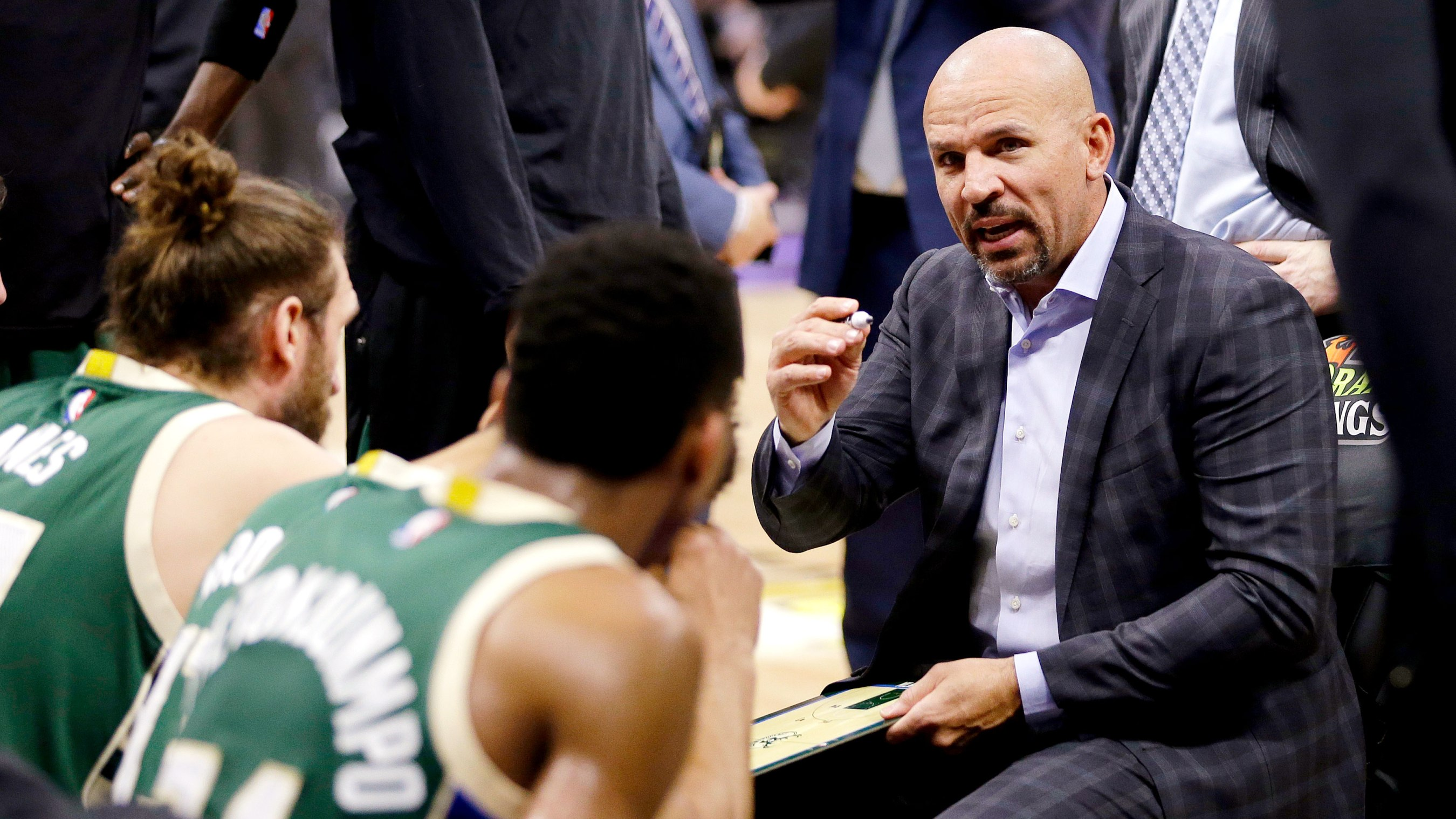 a5b35517b2aa Bucks coach Jason Kidd on growing up in Oakland