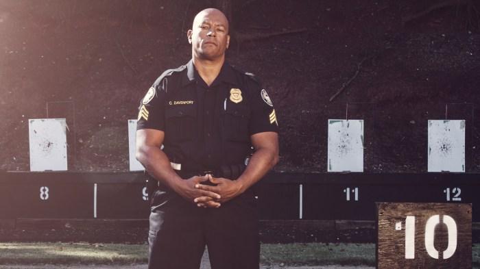 Sgt Curtis Davenport