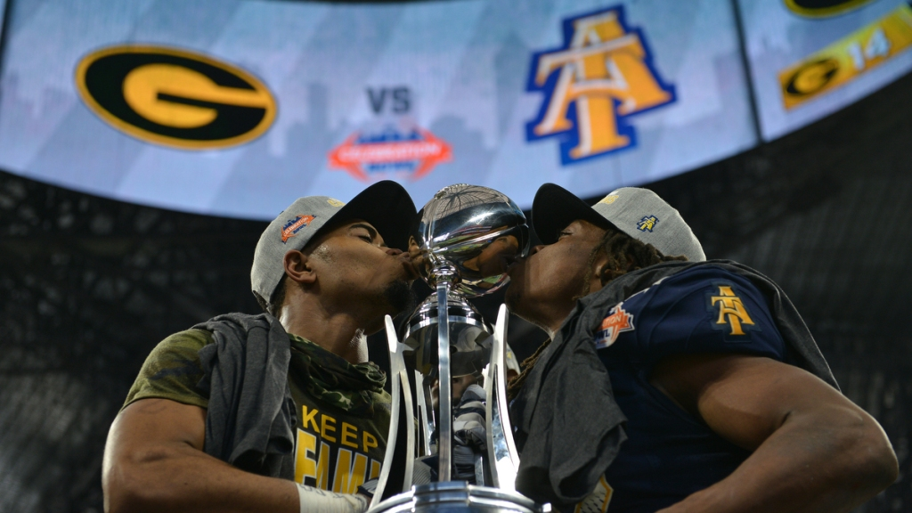Aggie pride built N.C. A&T into a championship football program