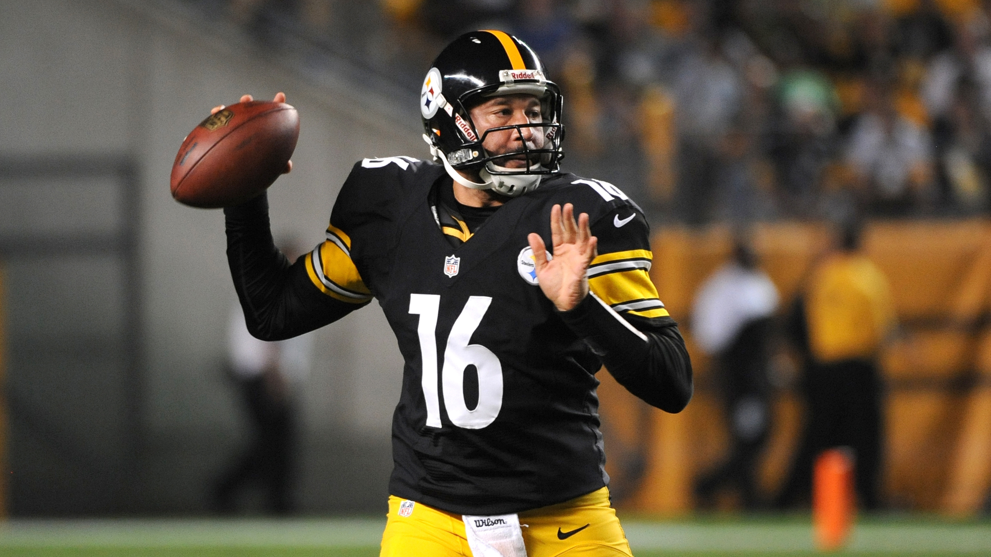 Charlie Batch executed the perfect backup plan