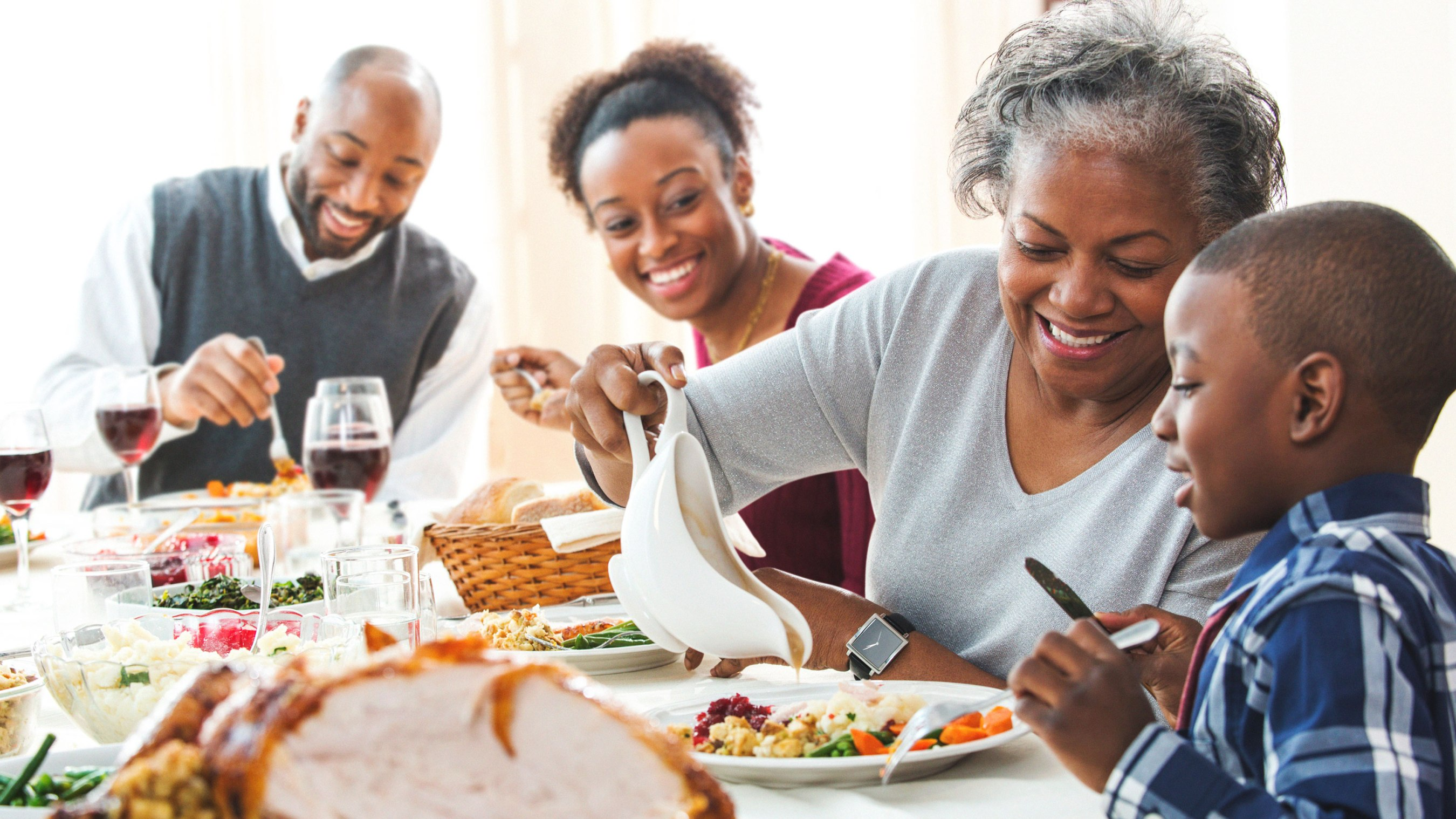Five ways the Sunday dinner tradition brings black ...