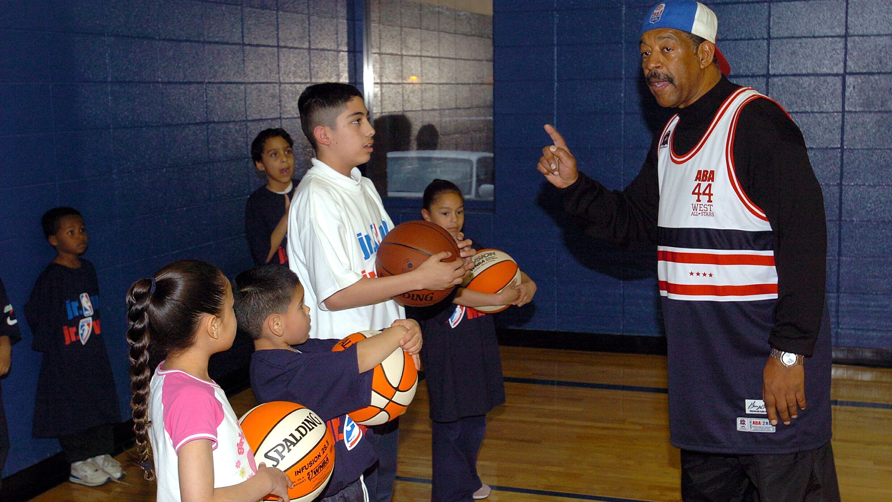 Jr. NBA/WNBA Basketball And Books Clinics