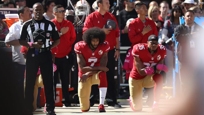 67c5e78dc Did Kaepernick sell out his legacy to the NFL
