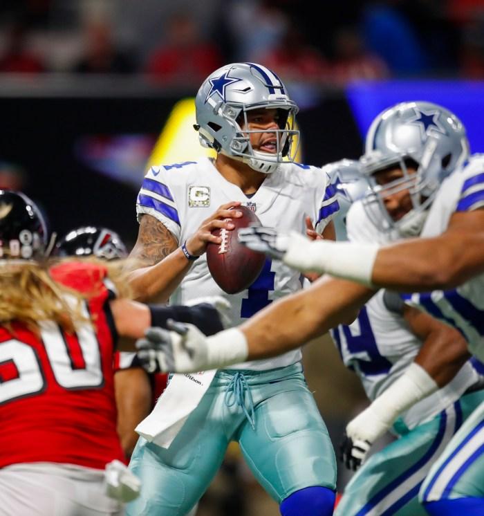 Nine black quarterbacks will start in Week 13, but who has