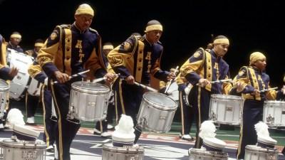 DRUMLINE / Drumline USA 2002 / Charles Stone III Szene Regie: Charles Stone III aka. Drumline. Image shot 2004. Exact date unknown.