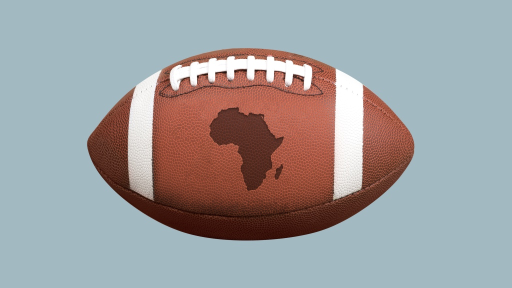 From Africa To The NFL