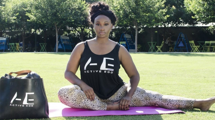 b6ad02099f Jennifer James turns setbacks into success with plus-size activewear line  Active Ego