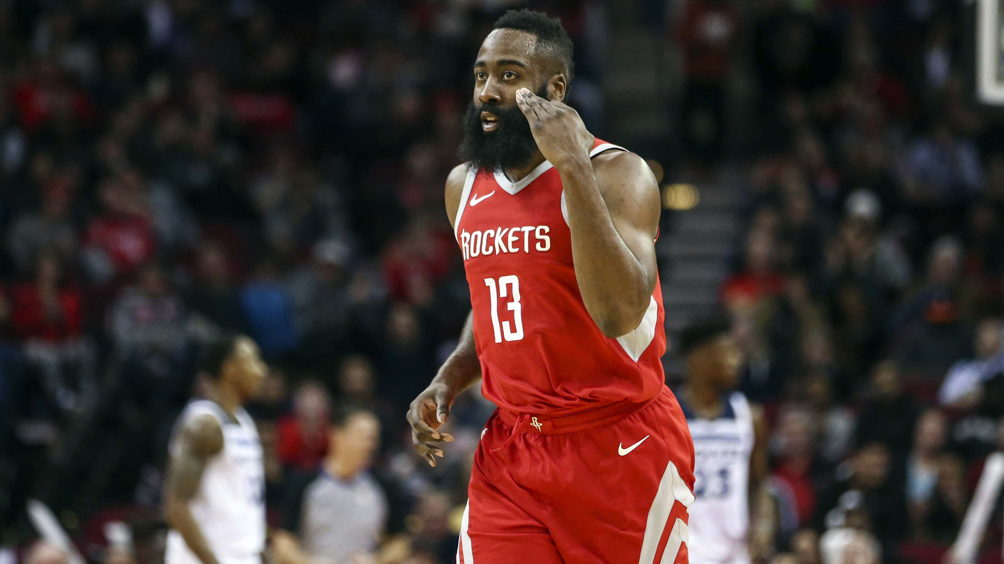 James Harden   We are for real as it can get  6acf47570