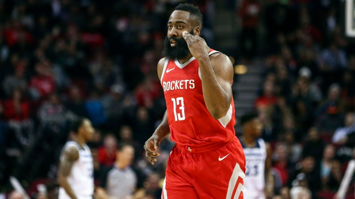 Image result for images of james harden the gunner