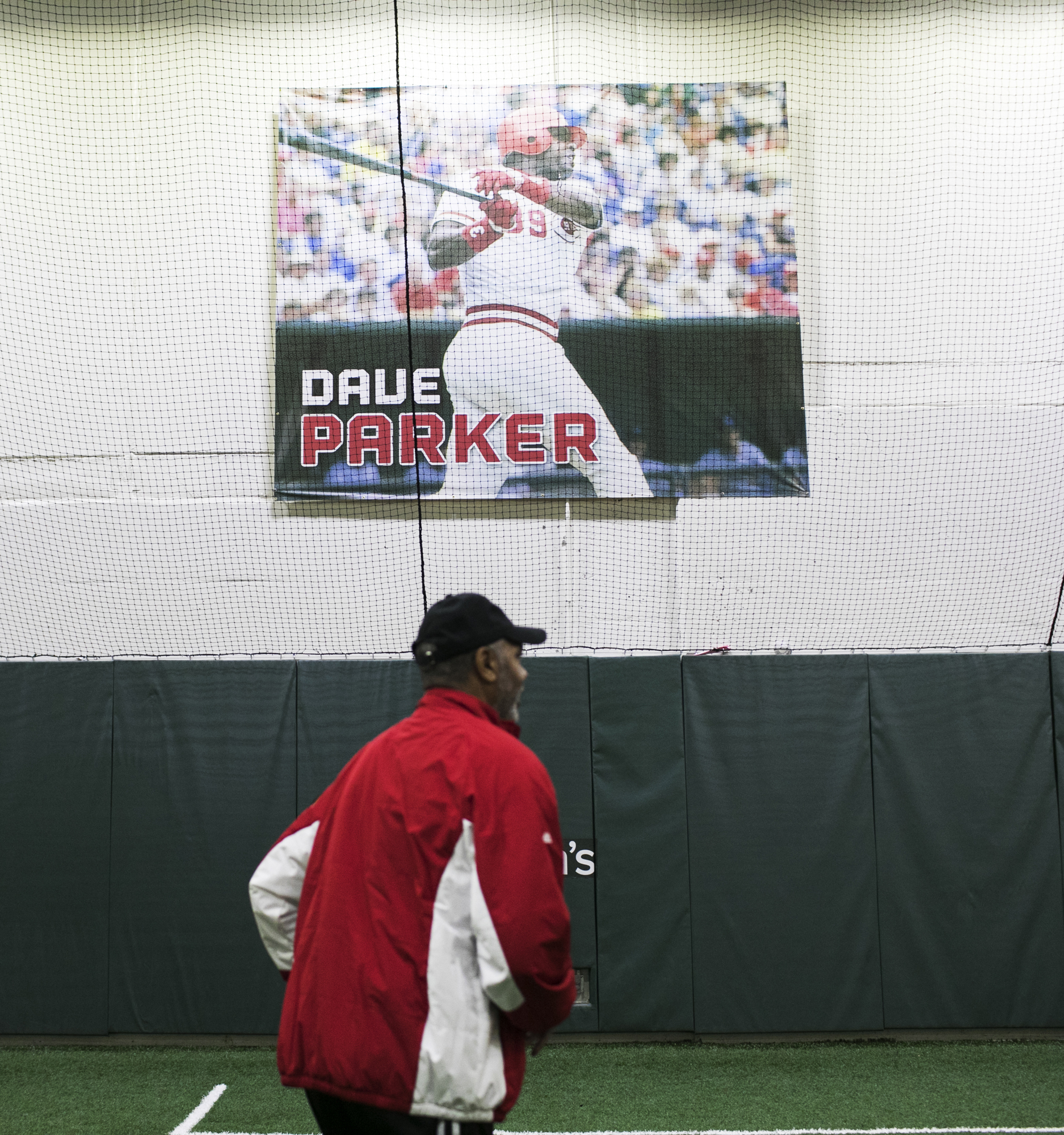 Dave Parker lives with Parkinson's disease as another Hall