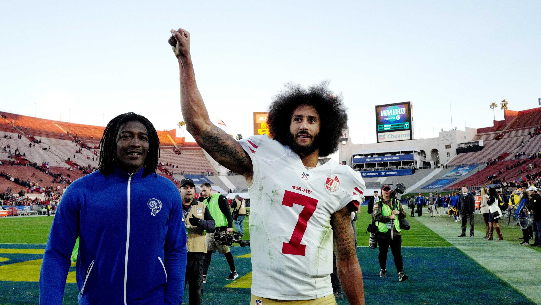 NFL: DEC 24 49ers at Rams
