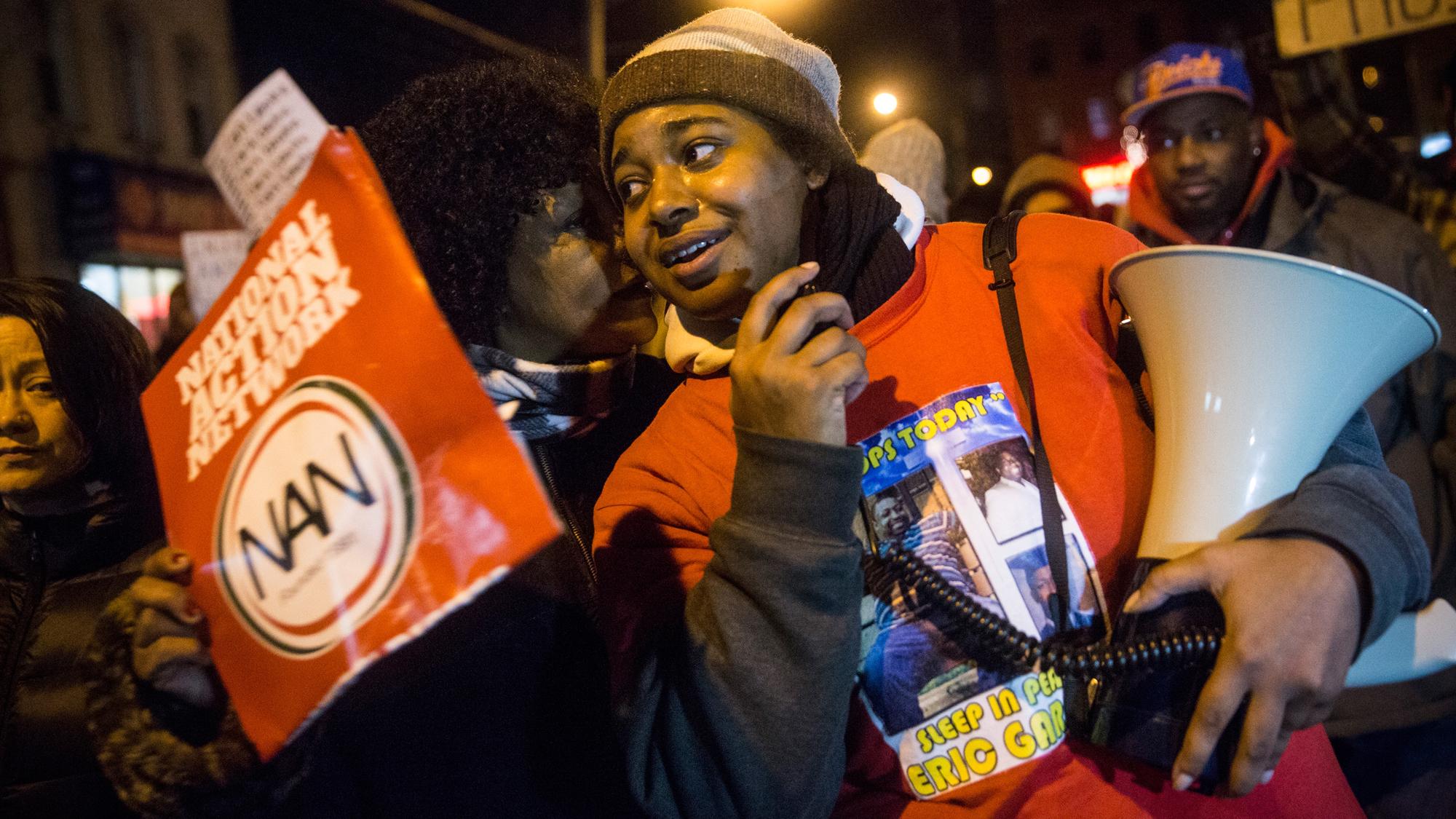 FILE: Erica Garner, Daughter of Police Chokehold Victim Eric Garner, Dies
