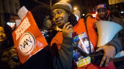 FILE: Erica Garner, Daughter of Police Chokehold Victim Eric Garner, Dies